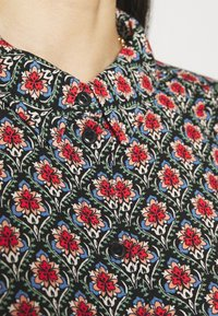 King Louie - OLIVE DRESS PALMER - Košilové šaty - black - 4
