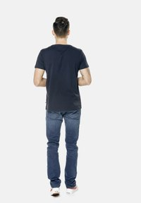 K-Way - PETE MACRO - Print T-shirt - deep blue - 2