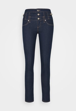 RAMPY - Jeans slim fit - dark-blue denim