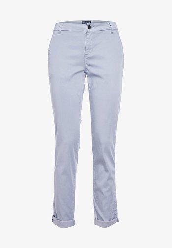 Pantalones chinos - bleu clair