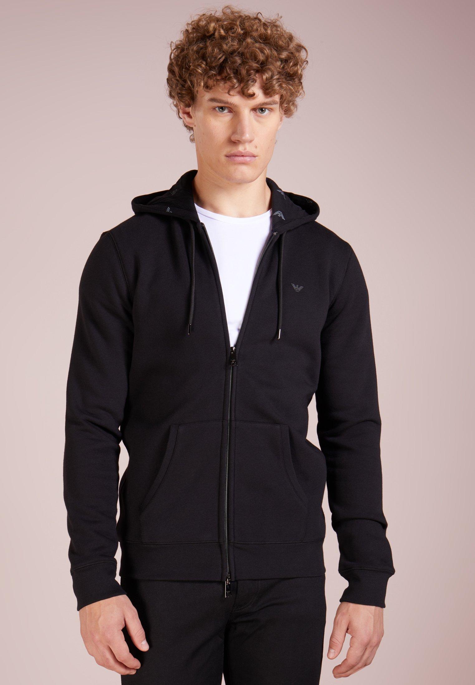 Men FELPA - Zip-up sweatshirt