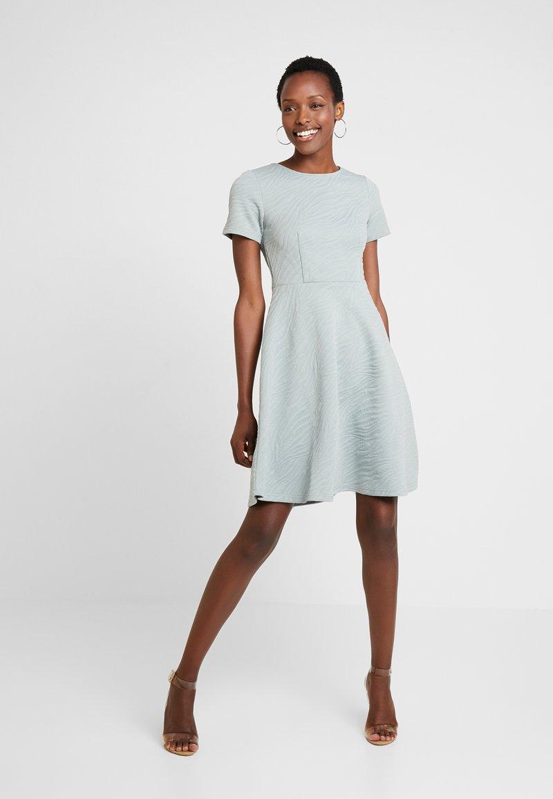 Anna Field - Day dress - silver blue
