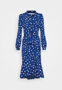 Diane von Furstenberg - CARLA TWO - Vapaa-ajan mekko - new navy - 5