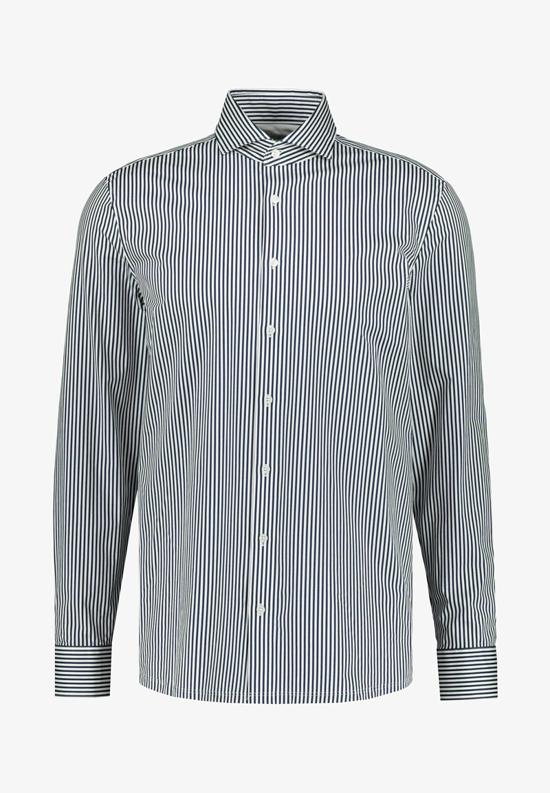 OLYMP Level Five - SLIM  FIT - Shirt - marine