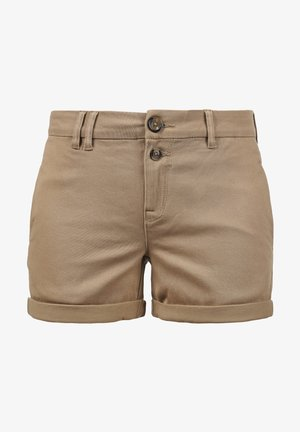 Shorts - beige brown