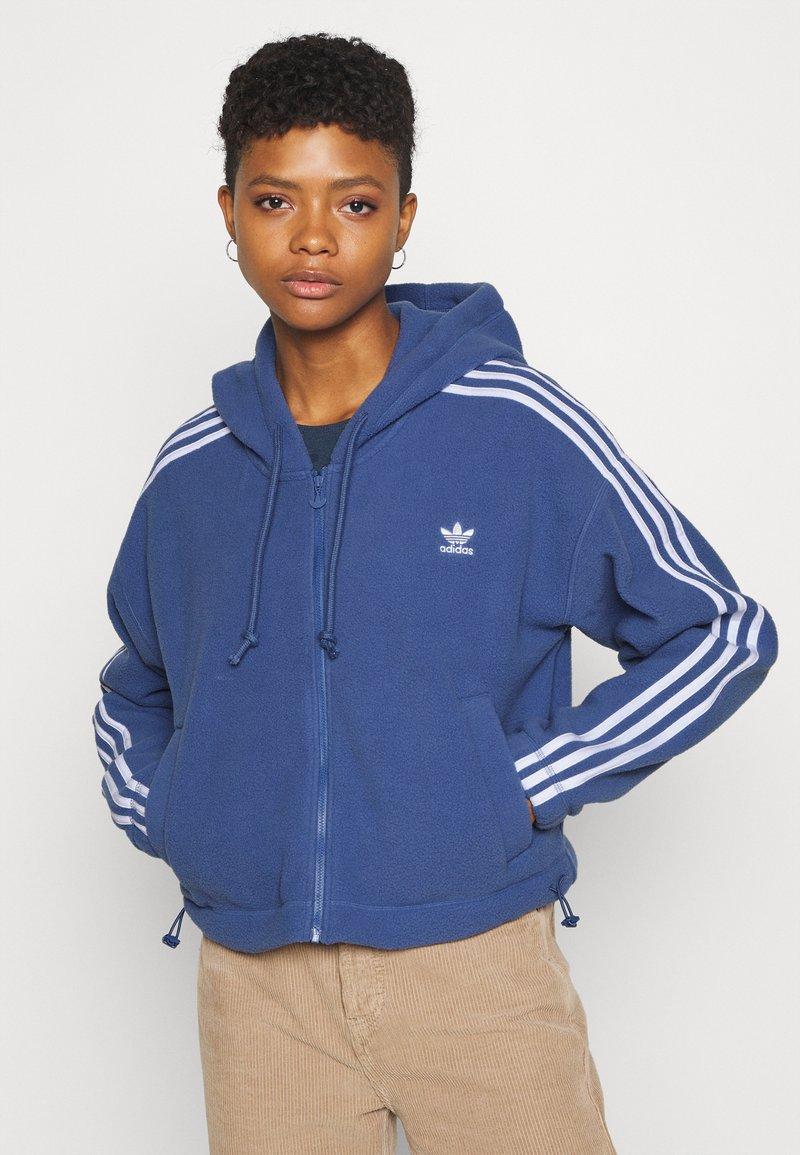 adidas Originals - Veste polaire - crew blue