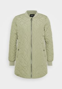 ONLY - Bomber Jacket - oil green - 4
