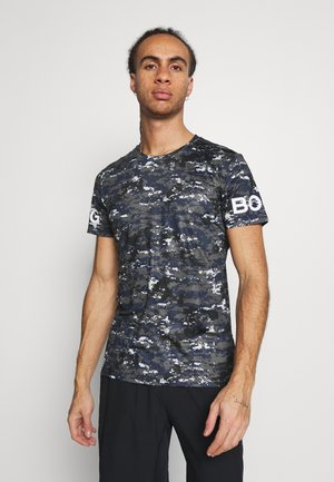 TEE - Funkční triko - indigo