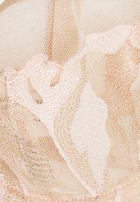 Chantelle - MONTAIGNE - Kaarituelliset rintaliivit - rose sable - 2