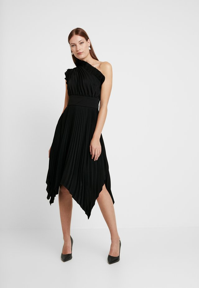 THE LADY LIKE DRESS - Cocktailjurk - black