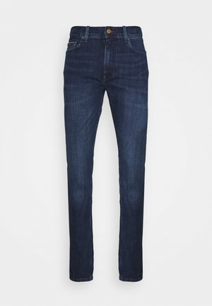 CORE BLEECKER - Jeans slim fit - bridger indigo