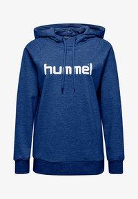 Hummel - Hoodie - blue - 0