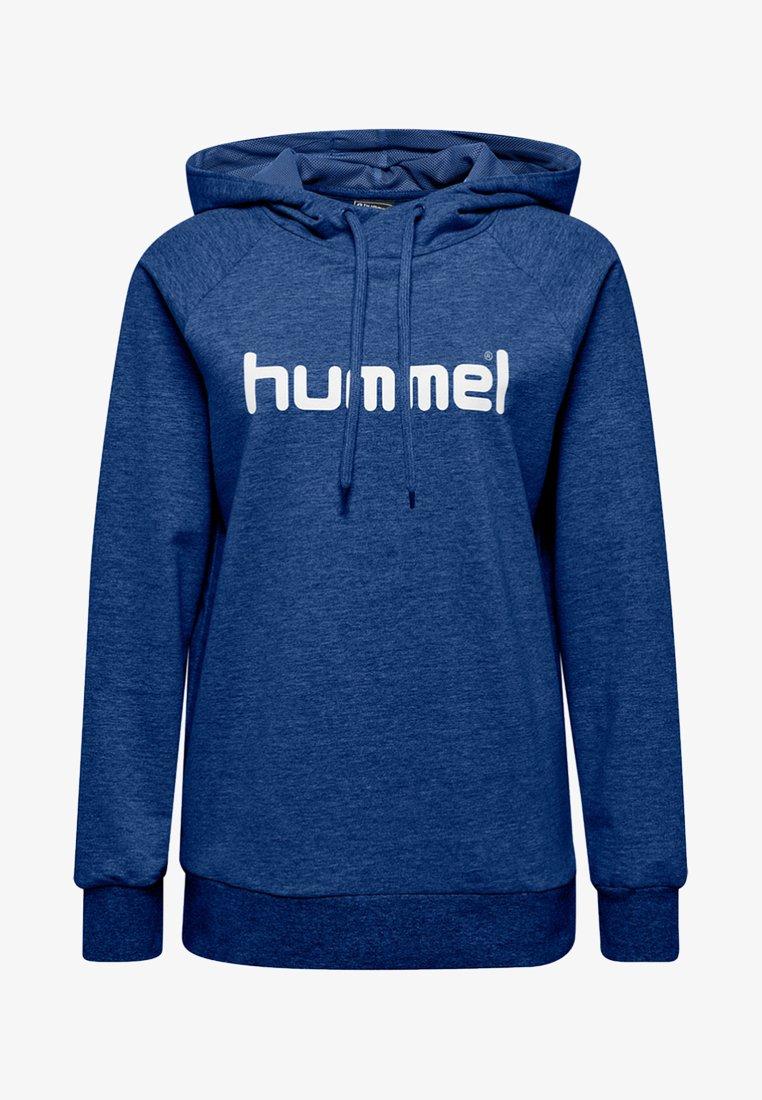 Hummel - Hoodie - blue