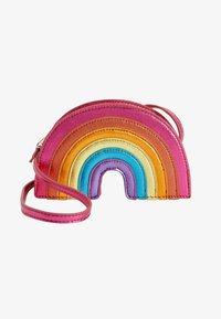 Next - RAINBOW - Across body bag - pink - 0