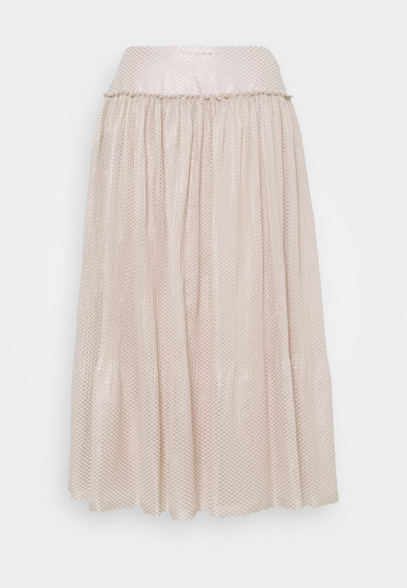 See by Chloé - Pleated skirt - sweet beige