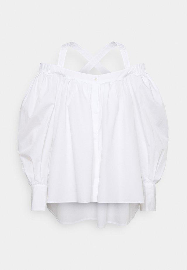 ARIN - Blouse - weiß