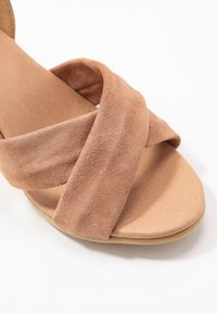 Office Wide Fit - MILLS - Espadrilles - taupe - 2