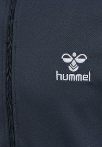 Hummel - NATHAN  - Sweatjakke - blue nights - 7