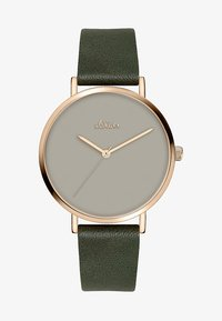s.Oliver - Watch - green - 1