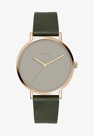 Watch - green