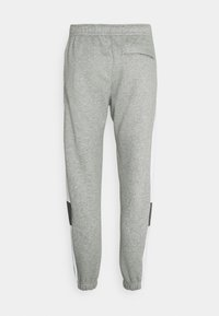 Nike Sportswear - Verryttelyhousut - dark grey heather/white/charcoal heather/black