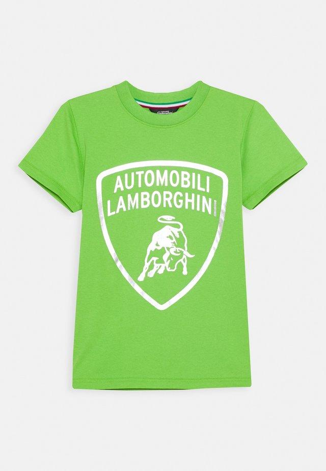 SHIELD - T-shirt imprimé - green mantis