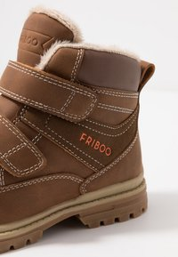 Friboo - Winter boots - brown - 2