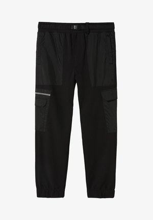MN 66 SUPPLY FLEECE PANT - Tracksuit bottoms - black