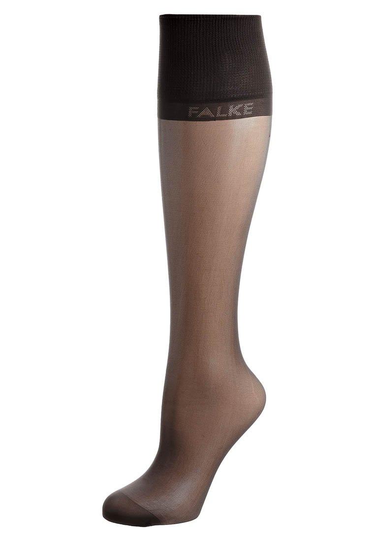 FALKE - PURE MATT 20 DENIER TRANSPARENT MATT - Knee high socks - anthracite