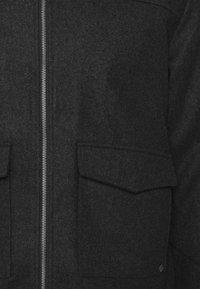 Solid - JACKET LINTON - Light jacket - dar grey - 5