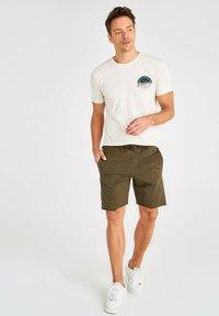 Trendyol - Shorts - green - 0