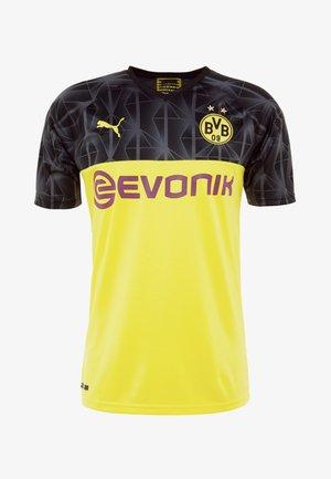 BVB BORUSSIA DORTMUND CUP  - Club wear - cyber yellow/black/ebony