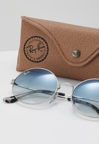 Ray-Ban - Sunglasses - silver-coloured/blue - 3