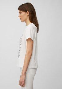 Marc O'Polo - Print T-shirt - multi/jersey - 3