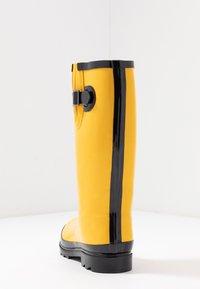 Anna Field - Gummistøvler - yellow - 5