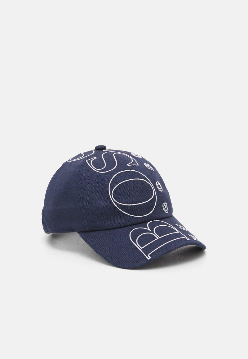 BOSS Kidswear - UNISEX - Cap - navy