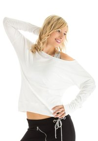 Winshape - LONGSLEEVE - Sweatshirt - weiß - 4
