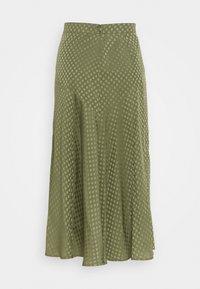 Sportmax Code - UCRAINA - A-line skirt - khaki - 1