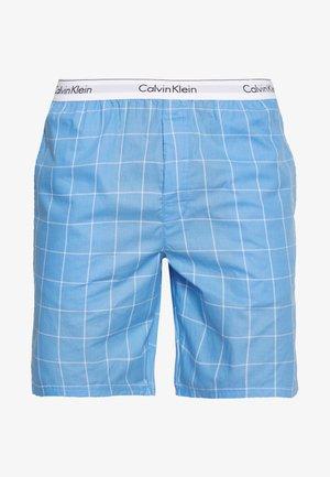 SLEEP SHORT - Pyjama bottoms - blue