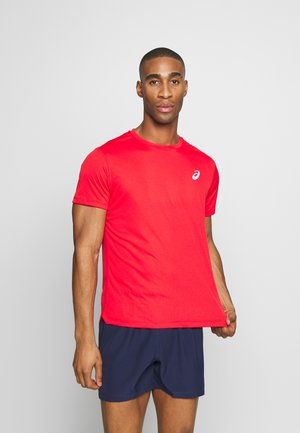 SILVER SS - T-shirt basic - classic red