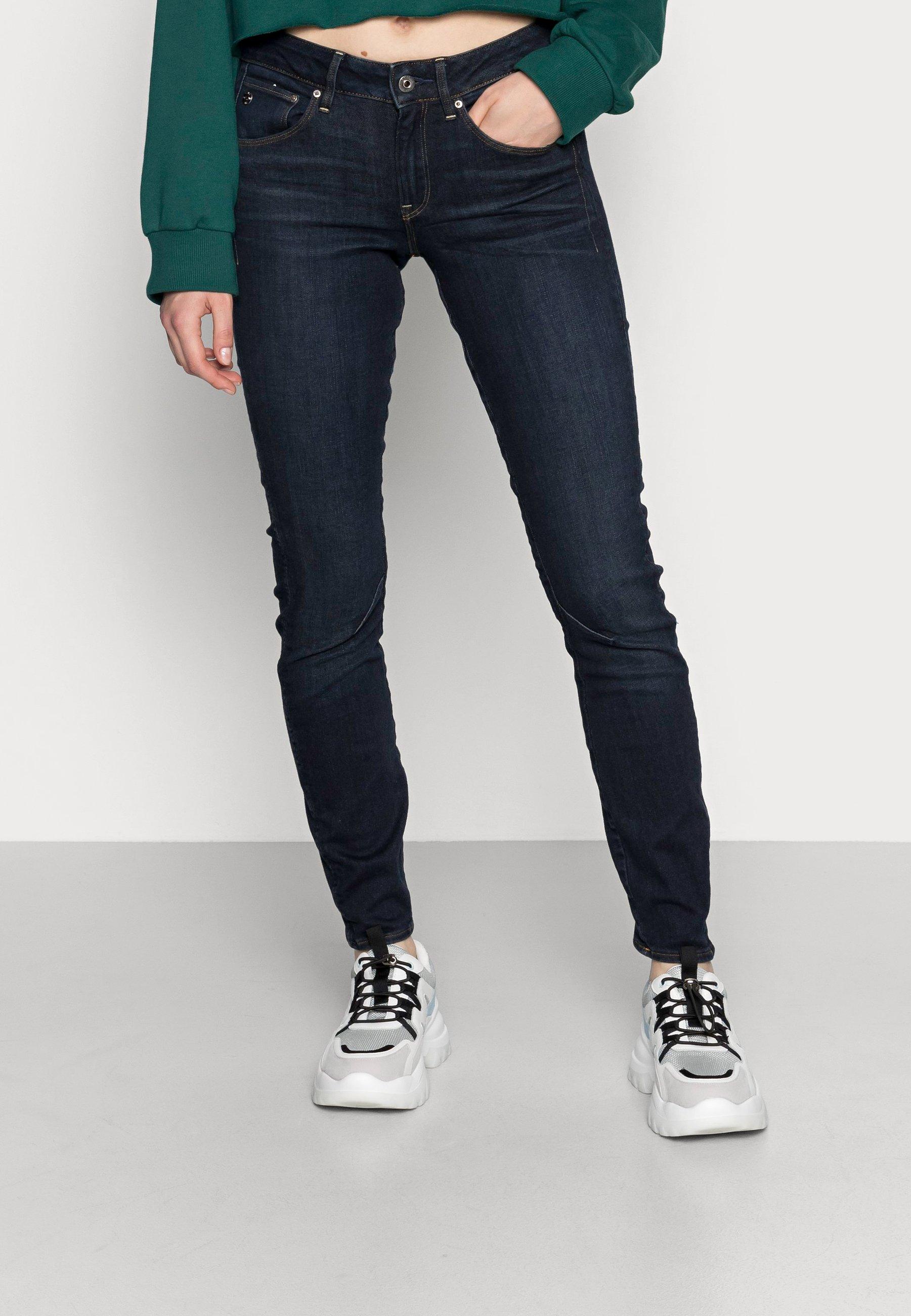 Women ARC 3D MID SKINNY  - Jeans Skinny Fit