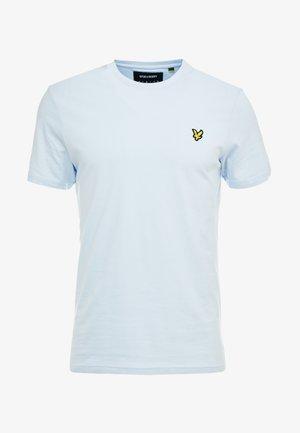 Camiseta básica - pool blue