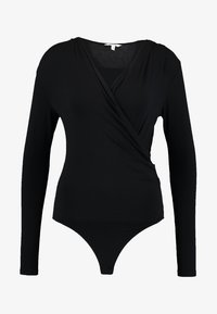 LIONE - Long sleeved top - black