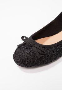 Anna Field - Ballet pumps - black - 2
