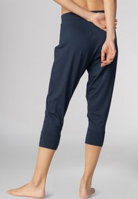 Mey - SCHLAFHOSE SERIE NIGHT2DAY - Pyjama bottoms - night blue - 2