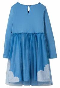 Boden - Day dress - elisabethanisches blau, regenbogen - 1
