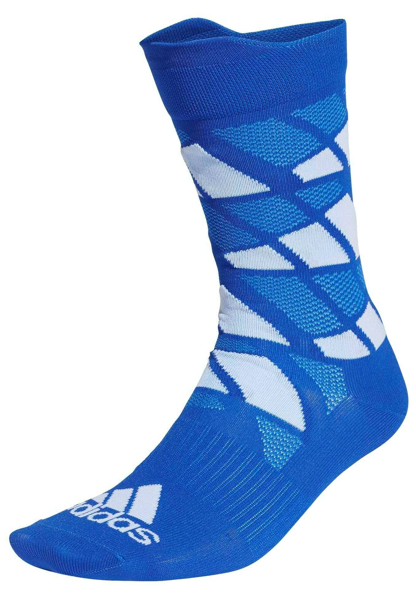 Men ULTRALIGHT ALLOVER GRAPHIC CREW - Sports socks