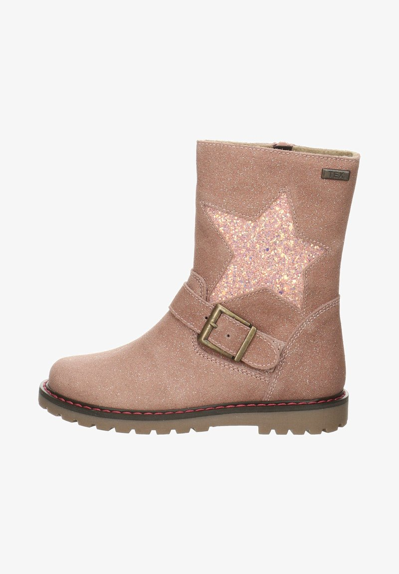 minimonster - Boots - rosa