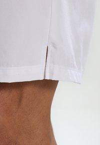 Diadora - SHORT COURT - Sportovní kraťasy - optical white - 3