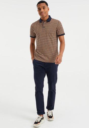 Polo shirt - multi coloured